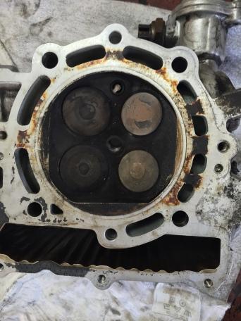 F650 Ventil